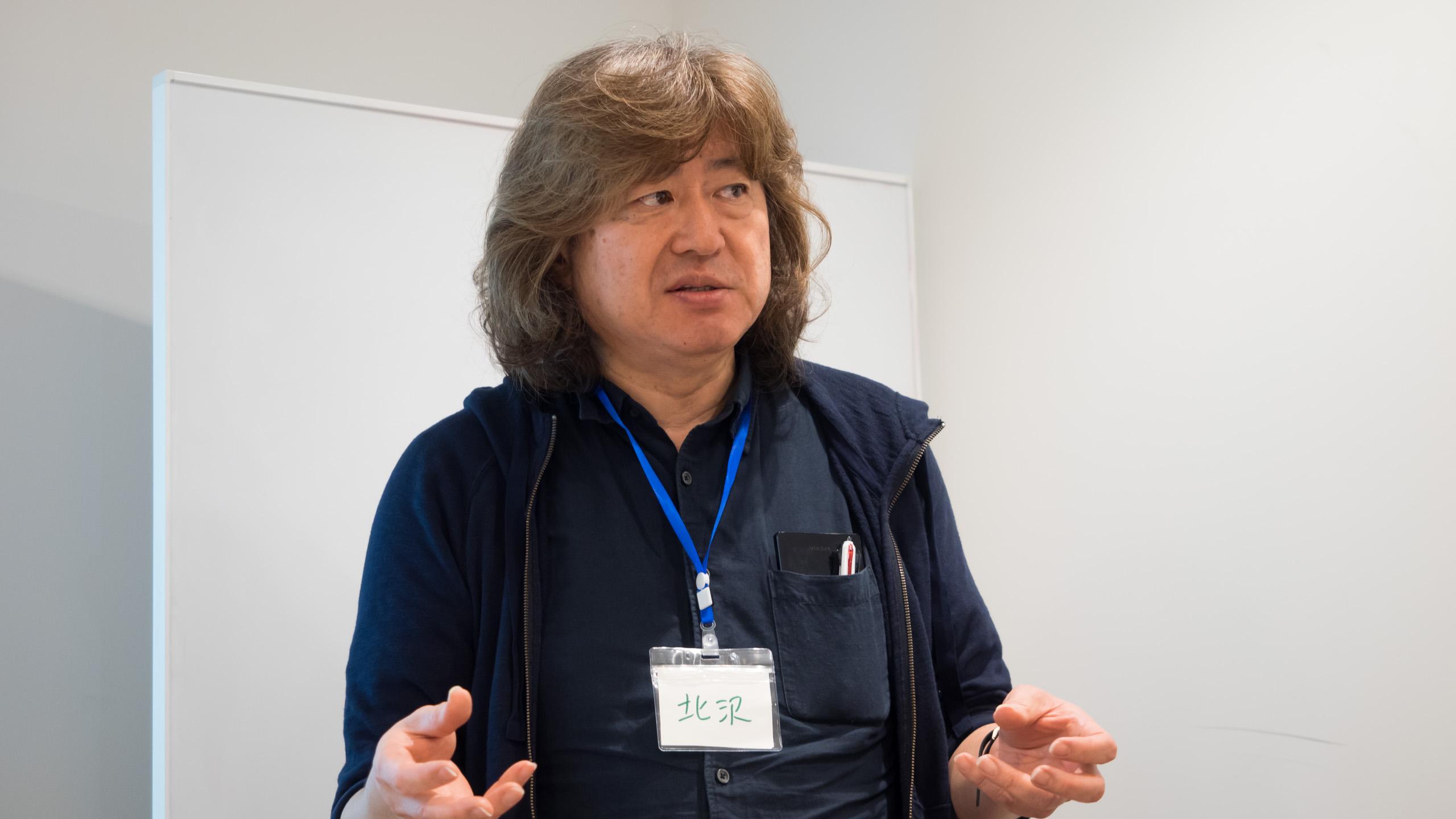 株式会社オルカプロダクション 代表取締役社長 北沢 至 氏
