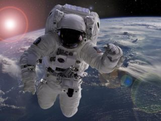 宇宙飛行士